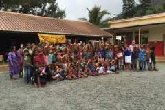 Groupe scolaire Le Banian - Yaté - remerciements 2