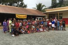 Groupe scolaire Le Banian - Yaté - remerciements
